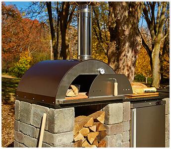 Block Lite Outdoor Oven